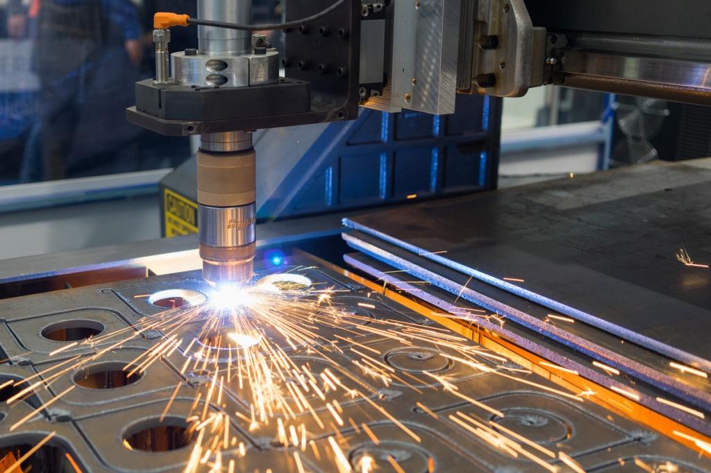 Предоставление услуг по металлообработке